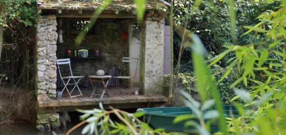 Gite avec jacuzzi privatif, romantique, entre Reims et Paris