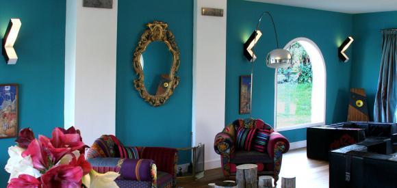 Chambre romantique pour deux, Guéthary