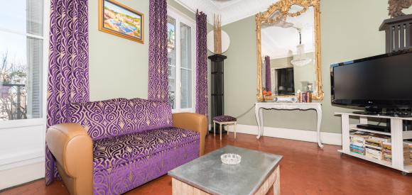 Appartement luxueux au centre de Marseille