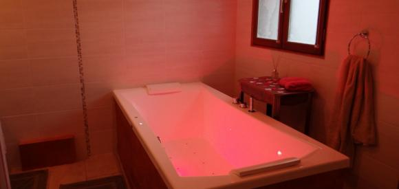Magnifique chambre avec jacuzzi, ambiance zen, le Touquet