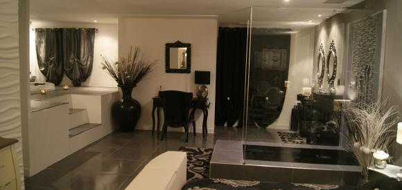 Suite 100m2, Jacuzzi et piscine chauffée privés proche St Tropez