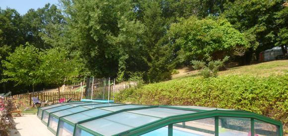 Yourte vue sur les pyrénées avec piscine, Gensac de boulogne
