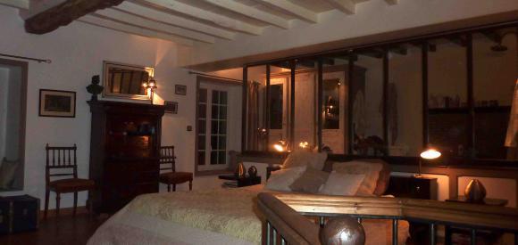 Gîte romantique pour 4-6 personnes avec sauna et spa, Tamerville