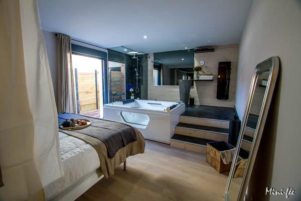 louer loft romantique bordeaux pour deux avec jacuzzi et lit king size introuvable. Black Bedroom Furniture Sets. Home Design Ideas