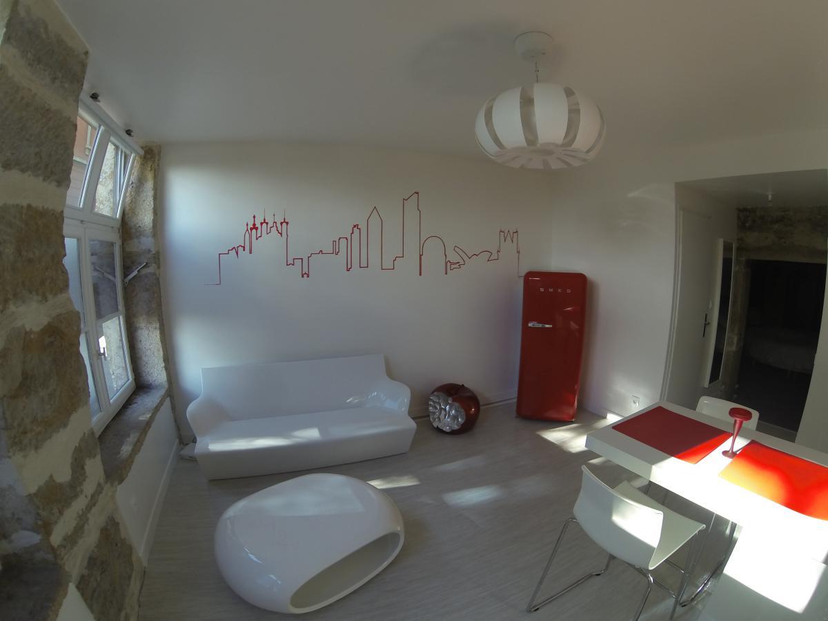 Appartement de charme avec sauna lyon introuvable - Le bon coin achat appartement lyon ...