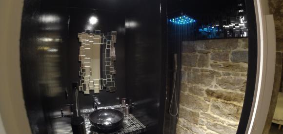 Appartement de charme avec sauna, Lyon