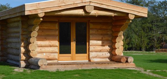Dormir dans une cabane de trappeur, près de Bordeaux