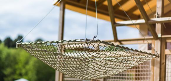 Dormir dans une Tente Safari, près de Bordeaux