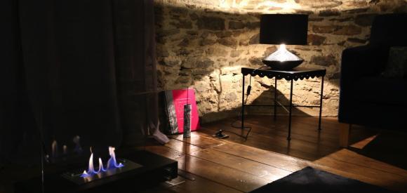 Loft Romantique avec spa privatif en Corrèze, Aquitaine