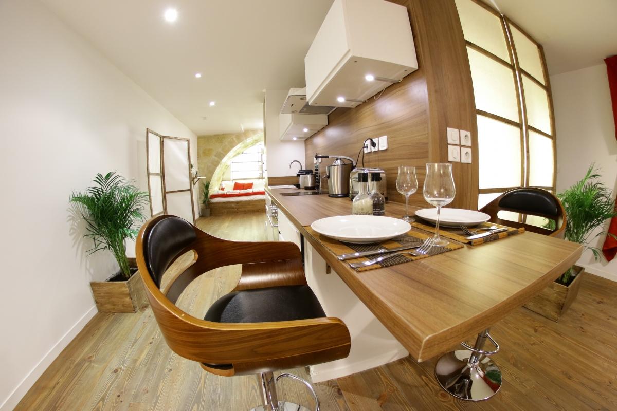 Loft avec spa privatif bordeaux centre introuvable for Spa luxe bordeaux