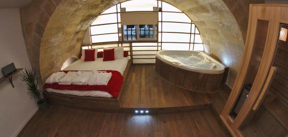 Loft avec Spa privatif,  Bordeaux centre