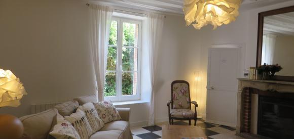 Chambres d'hôtes avec vue sur la nature, Loiret - 1h30 de Paris