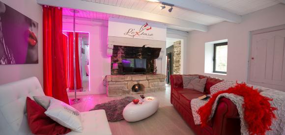 Magnifique maison glamour avec spa privatif, Bretagne