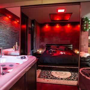 Luxueux appartement avec suite parentale et jacuzzi privatif, Toulouse