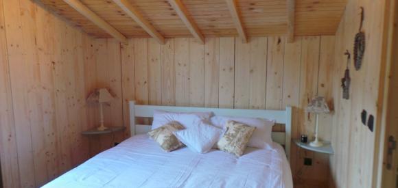 Cabane sur l'eau de 50 m2, Colleville