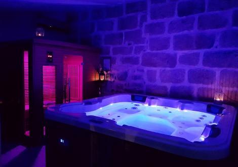 Villa Avec Jacuzzi,sauna Et Piscine Privée En Camargue
