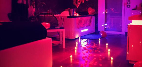 Appartement pour amoureux avec spa privatif, Essonne