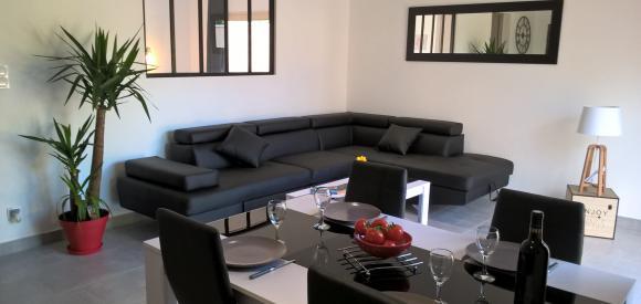 Magnifique appartement avec Spa Privatif, Dordogne