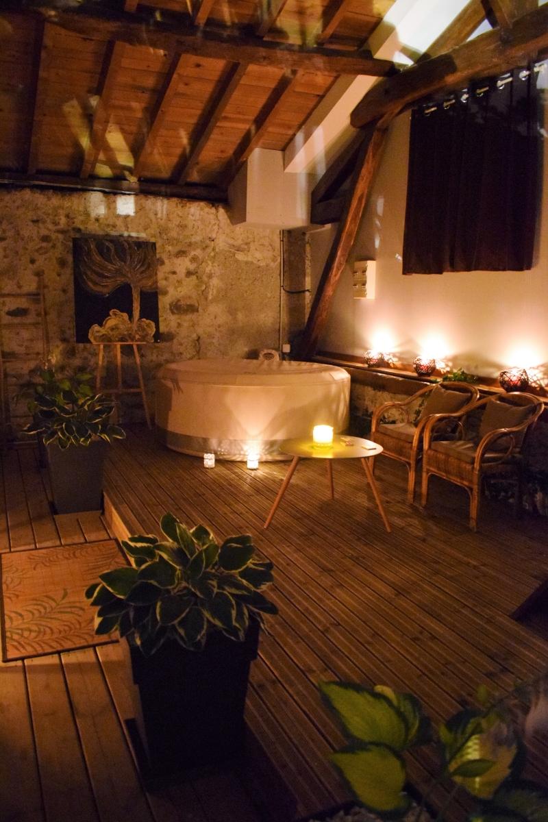 Magnifique chambre avec jacuzzi priv proche toulouse - Chambre avec jacuzzi privatif toulouse ...