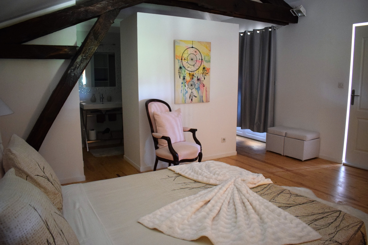 magnifique chambre avec jacuzzi priv proche toulouse