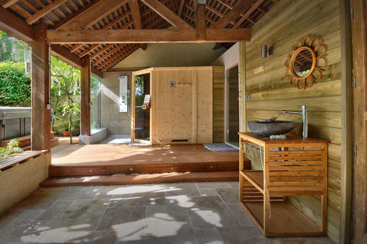 Maison Sauna maison de charme avec spa, sauna et hammam à proximité d'angers