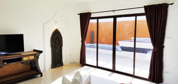 Villa de Luxe avec Jacuzzi et Piscine privé, à Pattaya en Thailande