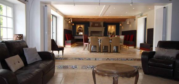 Luxueuse bâtisse au cœur de la campagne, jusqu'à 37 personnes, proche Caen