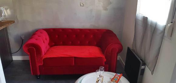 Suite avec jacuzzi privé, au sud de Reims