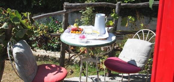 Dormir dans une roulotte Shabby Chic, dans un domaine avec jacuzzi et piscine, Mougins