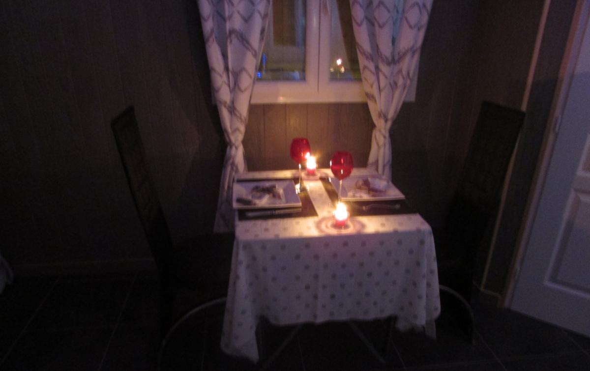 chalet romantique avec spa privatif proche brive introuvable