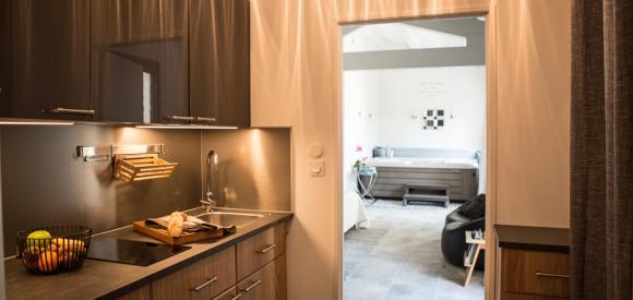 Magnifique suite privative avec Spa, en Provence