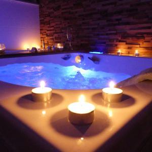 Appartement Chic pour couple, spa privatif, Saumur