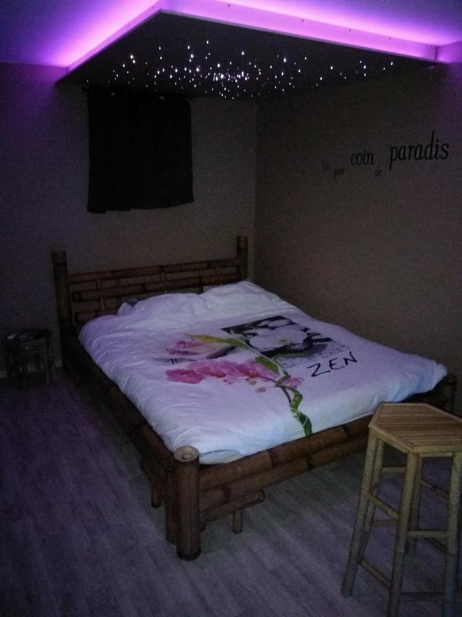 Chambre zen spa priv et fauteuil massant beaucaire - Chambre avec jacuzzi privatif gard ...