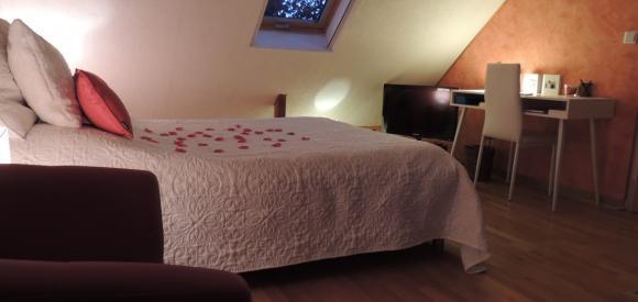 Duplex romantique avec Spa Privatif, Ile de France