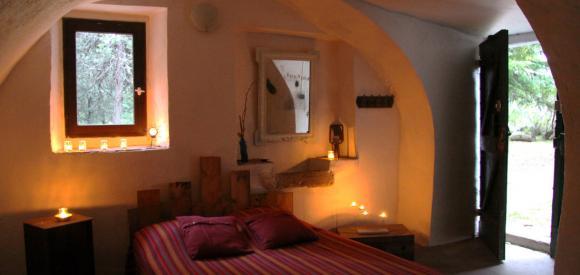 Maison forestière avec bain nordique, à 45 minutes de Montpellier