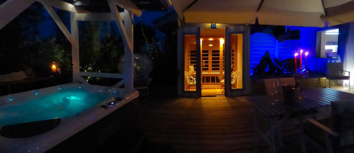 Villa Romantique Avec Jaccuzi Proche D Arcachon Introuvable