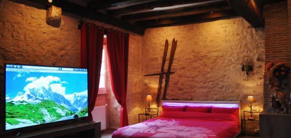 Magnifique suite avec spa au coeur de Chateauroux